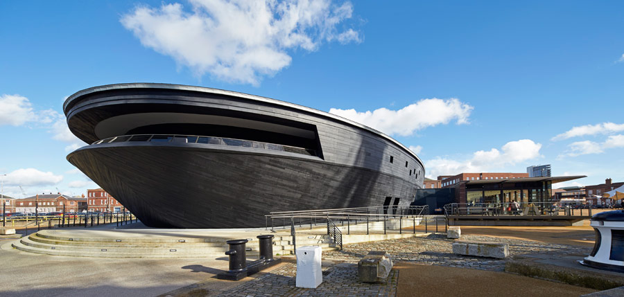 The Mary Rose Museum